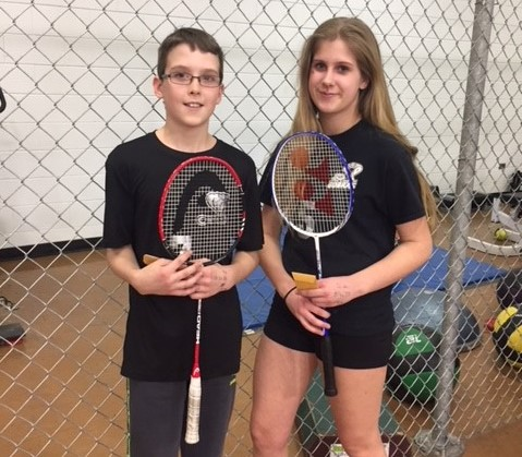 Win at 7/8 Mixed Doubles in Carman