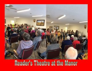 Reader's Theatre at the Manor