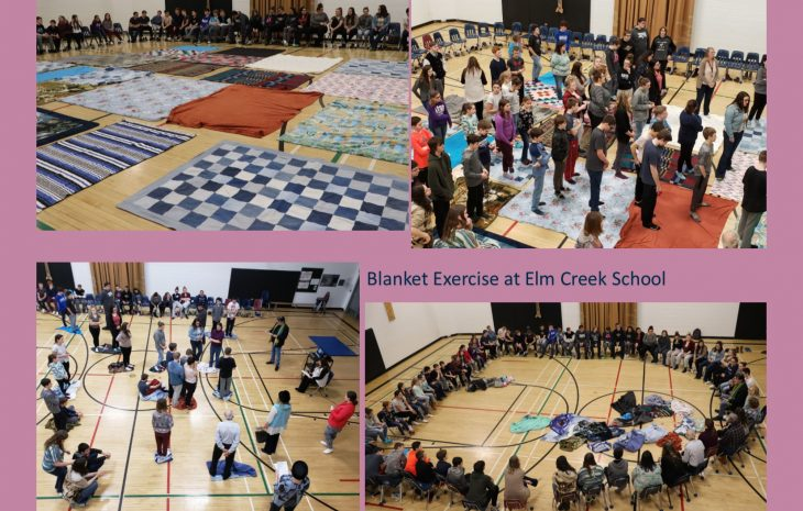 Indigenous Blanket Exercise